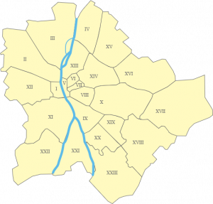 Hungary_budapest_districts