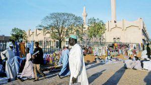 DD94DC Mosque. N´Djamena. Chad